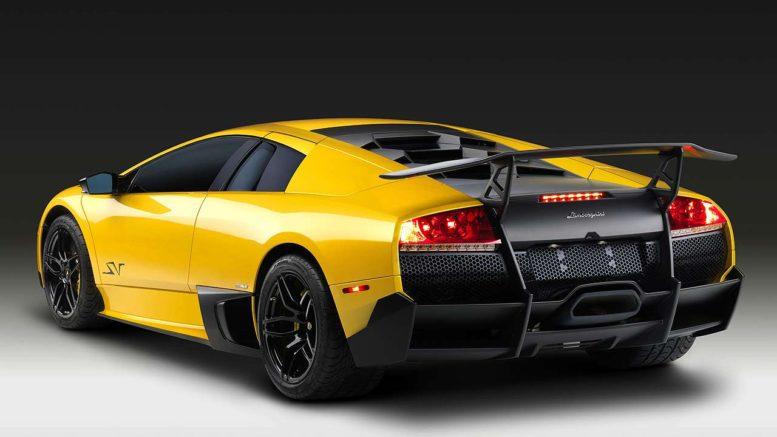 Lamborghini Murcielago Lp640 4 Superveloce Supercarnerd